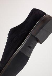 JOOP! - KLEITOS LACE UP - Elegantní šněrovací boty - dark blue - 5