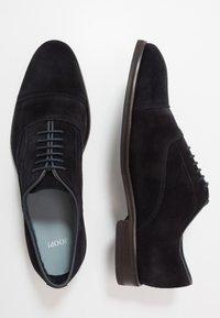 JOOP! - KLEITOS LACE UP - Elegantní šněrovací boty - dark blue - 1