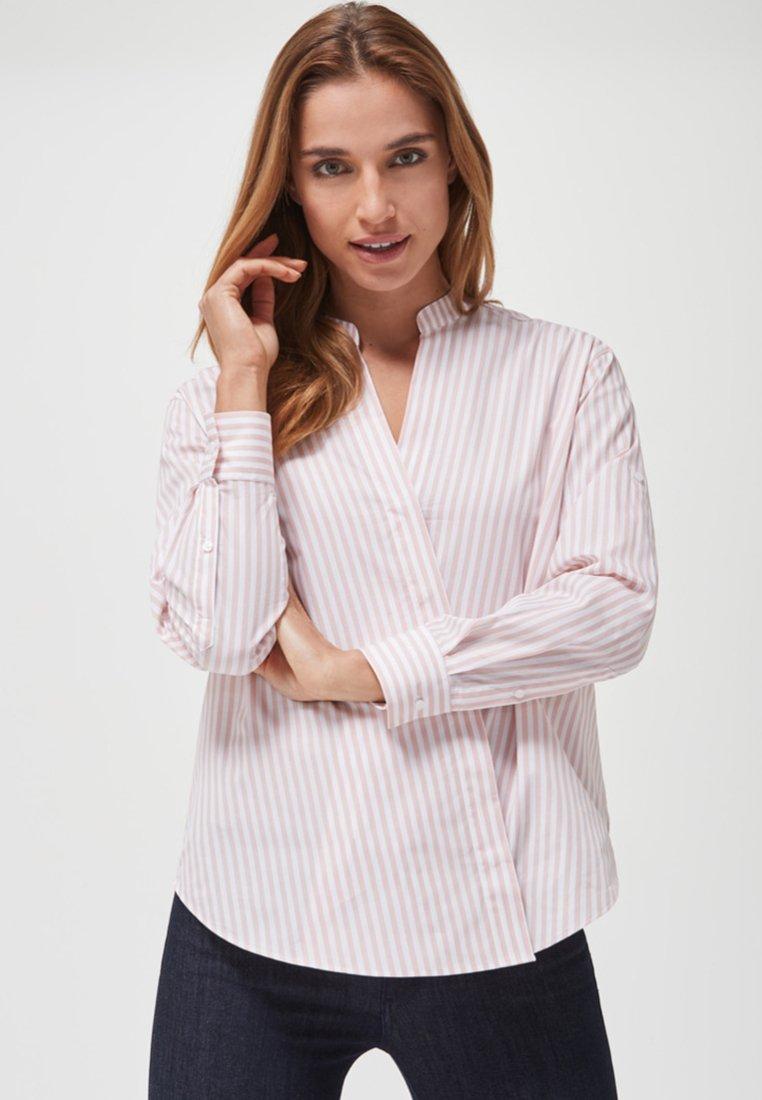 JOOP! - BLAIR - Button-down blouse - rose