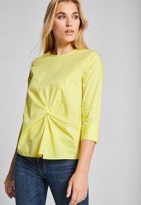 JOOP! - BASI - Bluse - yellow - 0
