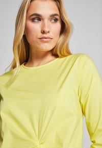 JOOP! - BASI - Bluse - yellow - 3