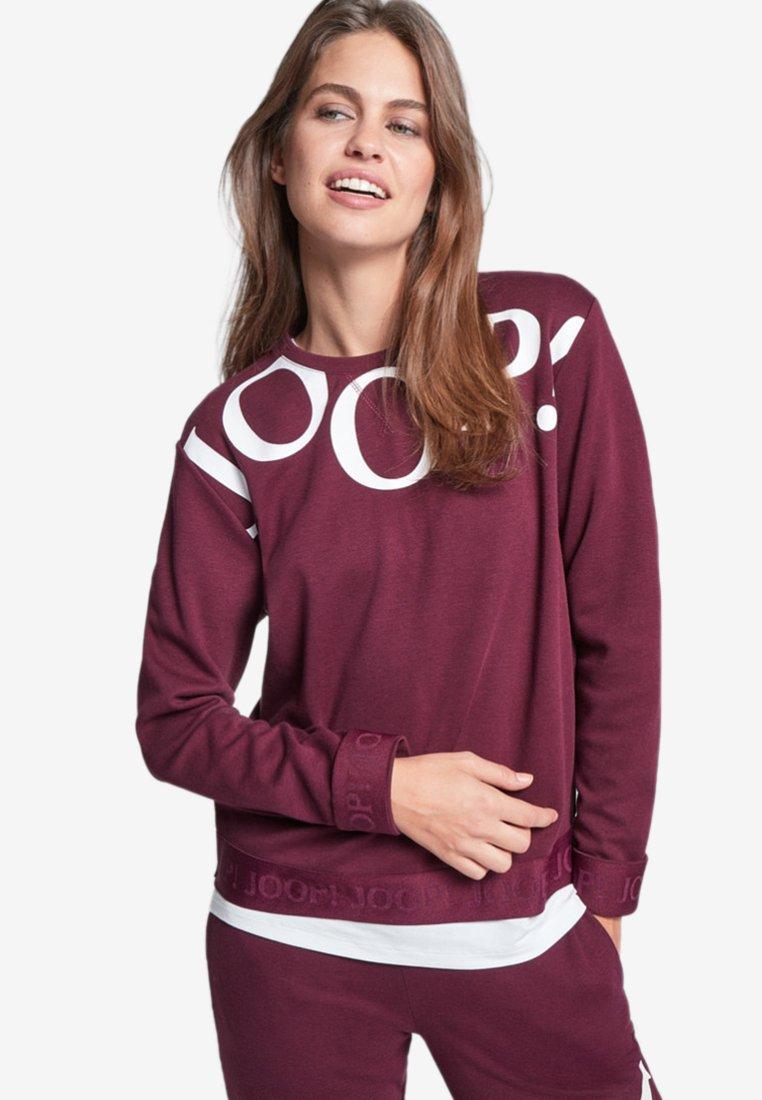 JOOP! - TAMY - Sweatshirt - bordeaux