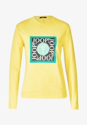 TRINA - Sweatshirt - gelb