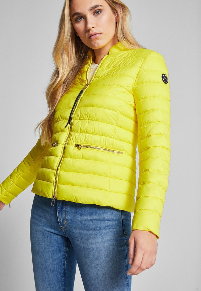 Übergangsjacke - yellow