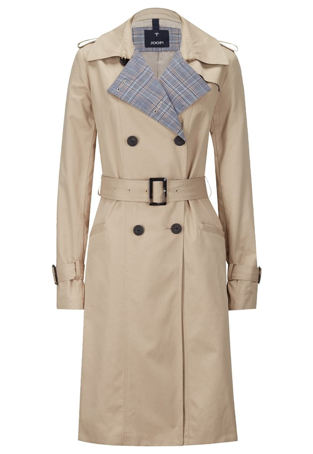 Trenchcoat - light beige