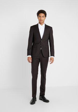 EAMON GRANT  - Blazer jacket - bordeaux