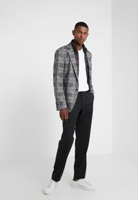 JOOP! - HECTON - Sako - grey/brown check - 1