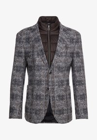 JOOP! - HECTON - Sako - grey/brown check - 4