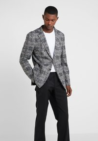 JOOP! - HECTON - Sako - grey/brown check - 3