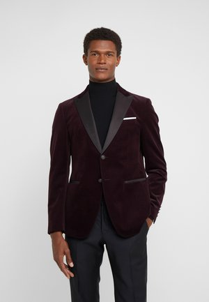 HILARIOUS - Suit jacket - dark red