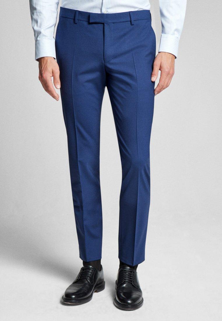 JOOP! - BLAYR - Suit trousers - mottled blue