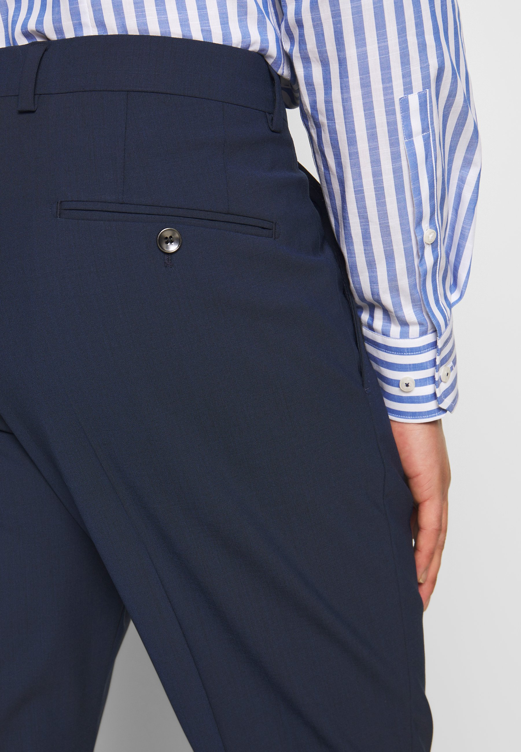 Joop! Blair Stretch - Kostymbyxor Navy 15WplT7
