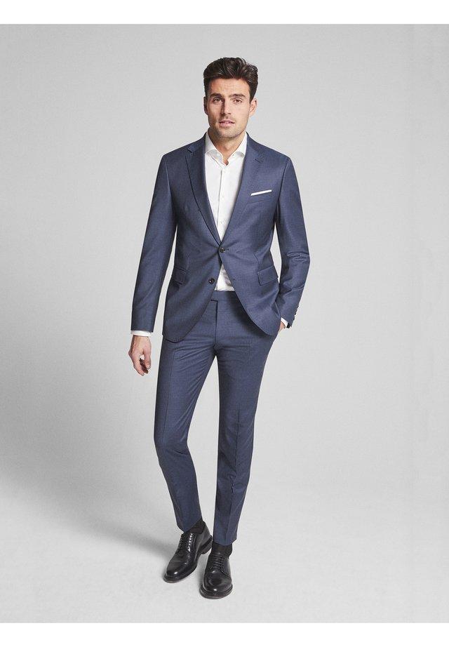 ID - Anzug - medium blue