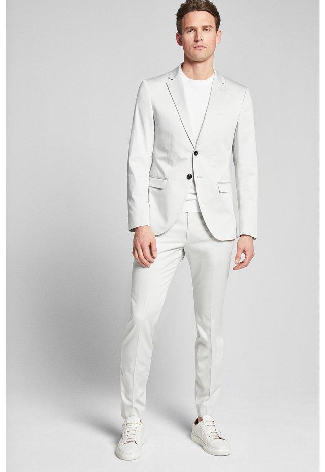 DAMON-GUN - Kostuum - pastel grey