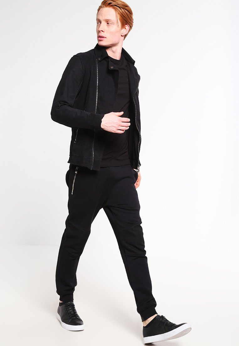 JOOP! - 2 PACK - T-shirts basic - black