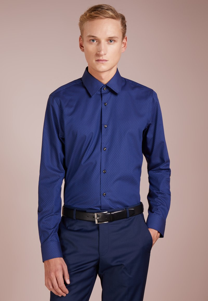 JOOP! - PIERCE SLIM FIT - Businesshemd - blau