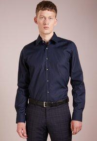 JOOP! - PIERCE SLIM FIT - Koszula biznesowa - dark blue - 0