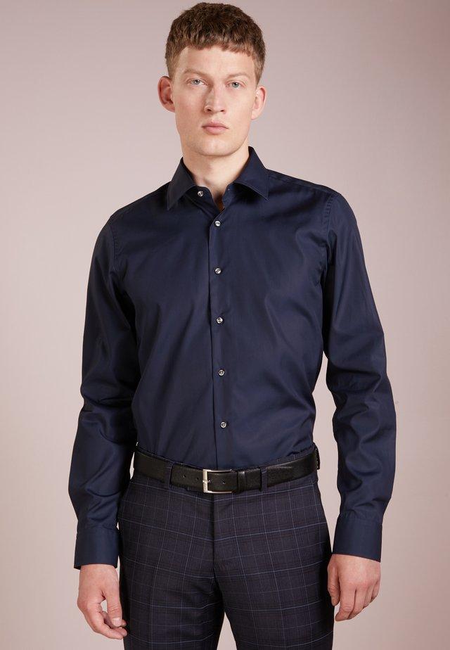 PIERCE SLIM FIT - Zakelijk overhemd - dark blue