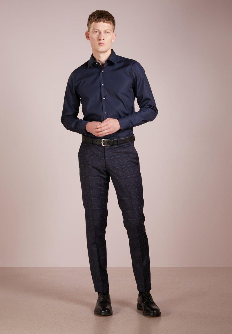 JOOP! PIERCE SLIM FIT - Finskjorte - dark blue