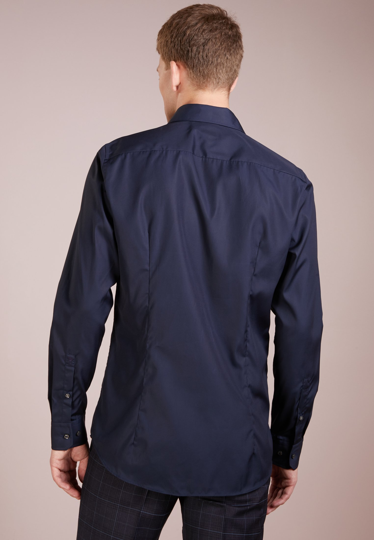 Dark Blue Slim Elegante FitCamicia JoopPierce ZTOXuiPk