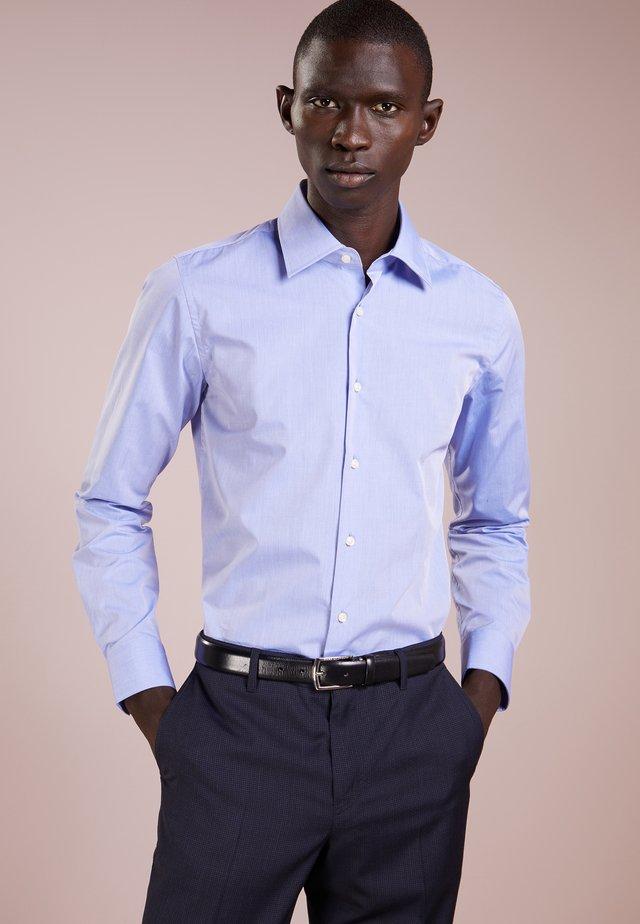 PIERCE SLIM FIT - Kostymskjorta - light blue