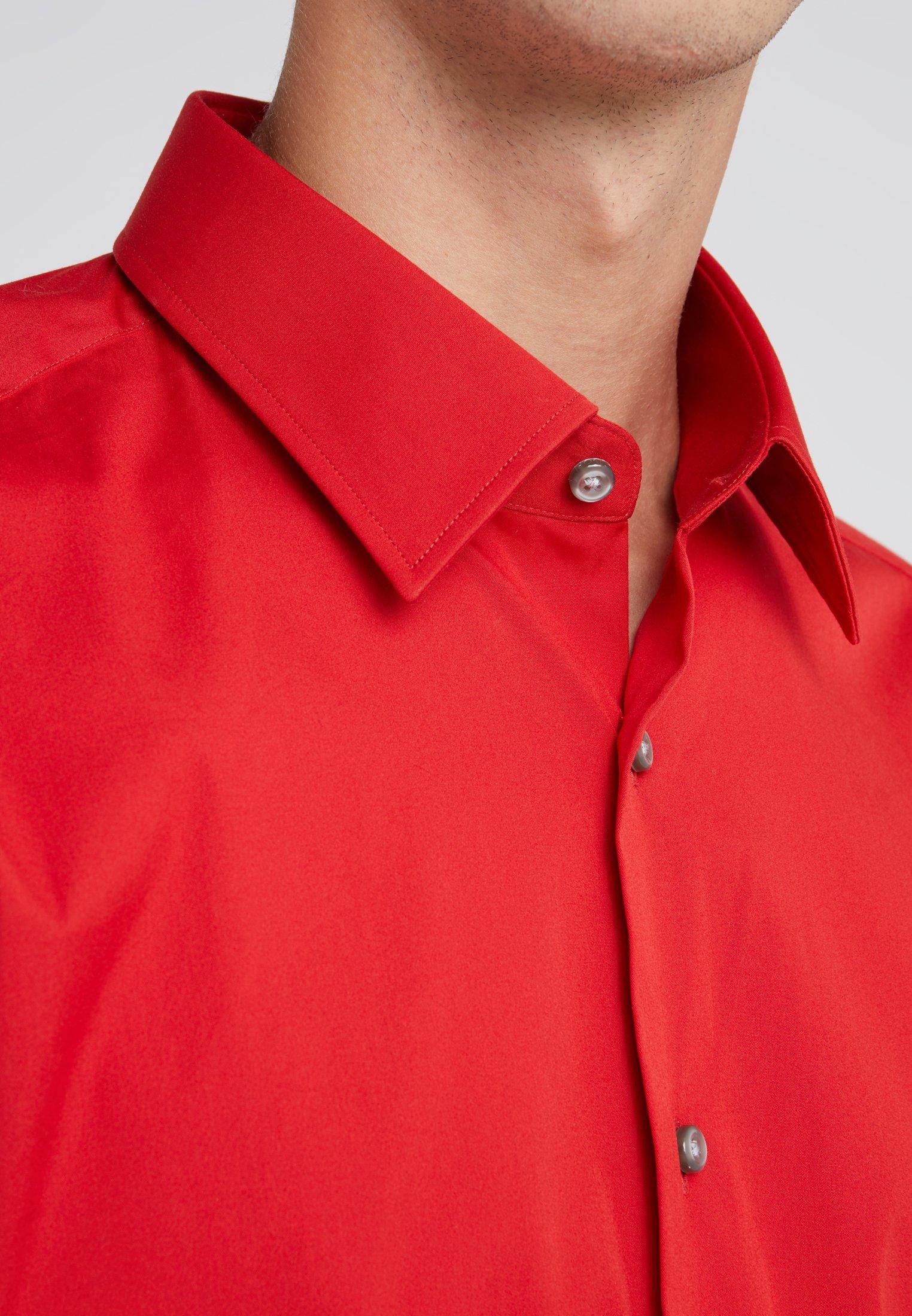 Joop! Pierce Slim Fit - Finskjorte Bright Red