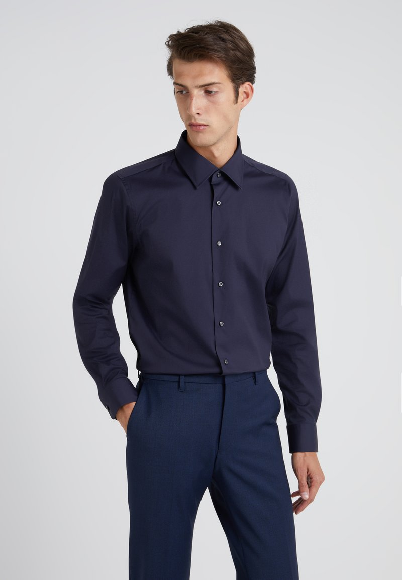 JOOP! - PIERCE SLIM FIT - Formal shirt - dark blue