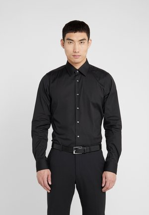 PIERCE SLIM FIT - Formal shirt - black
