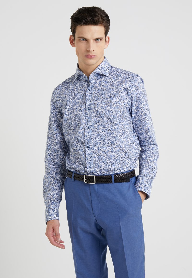 JOOP! - PANKO SLIM FIT - Shirt - blue