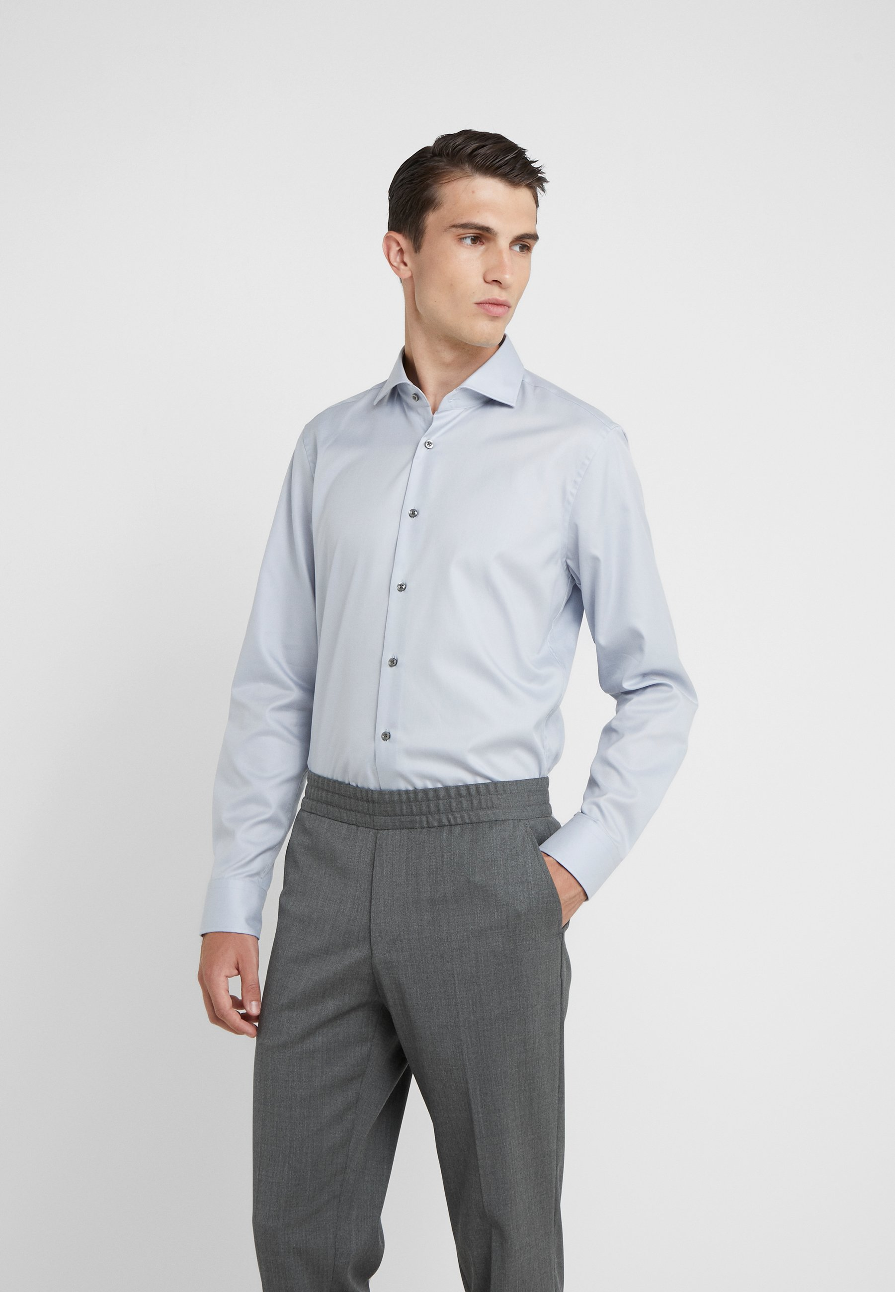 JOOP! PANKO SLIM FIT - Koszula biznesowa - light grey