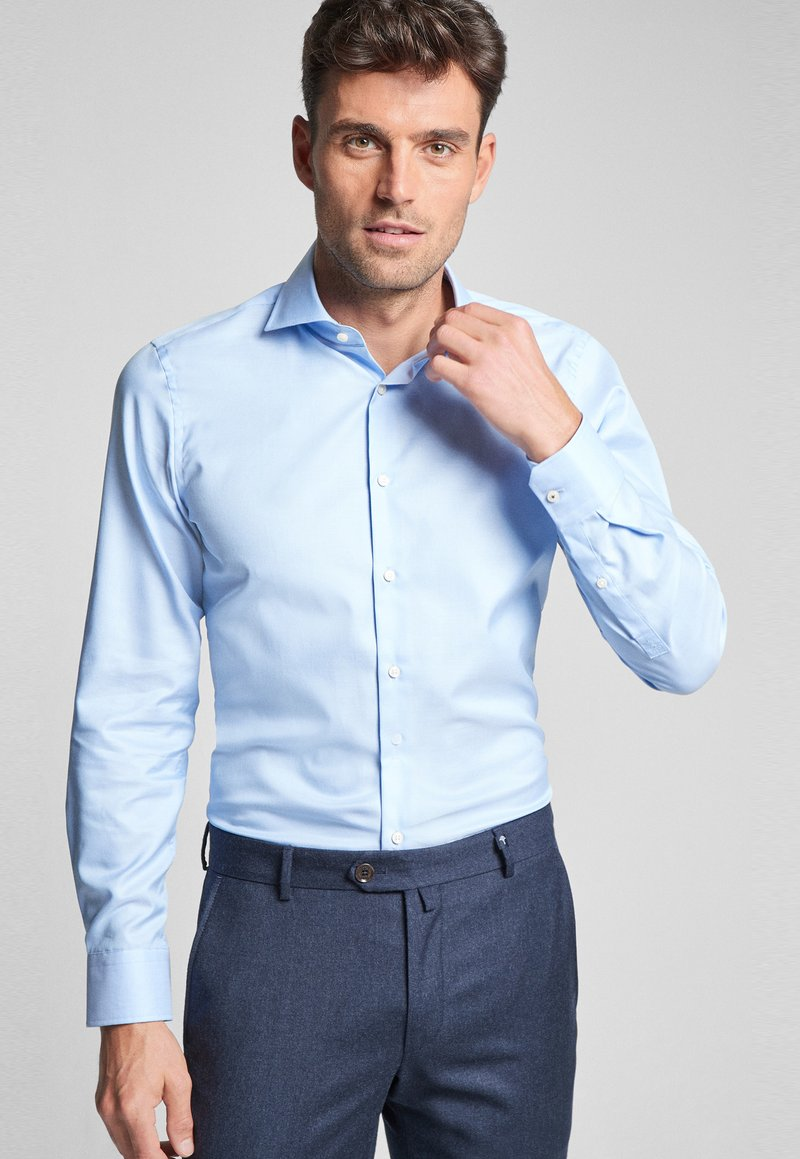 JOOP! - PANKO SLIM FIT - Koszula biznesowa - light blue