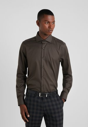 PANKO SLIM FIT - Camicia elegante - olive