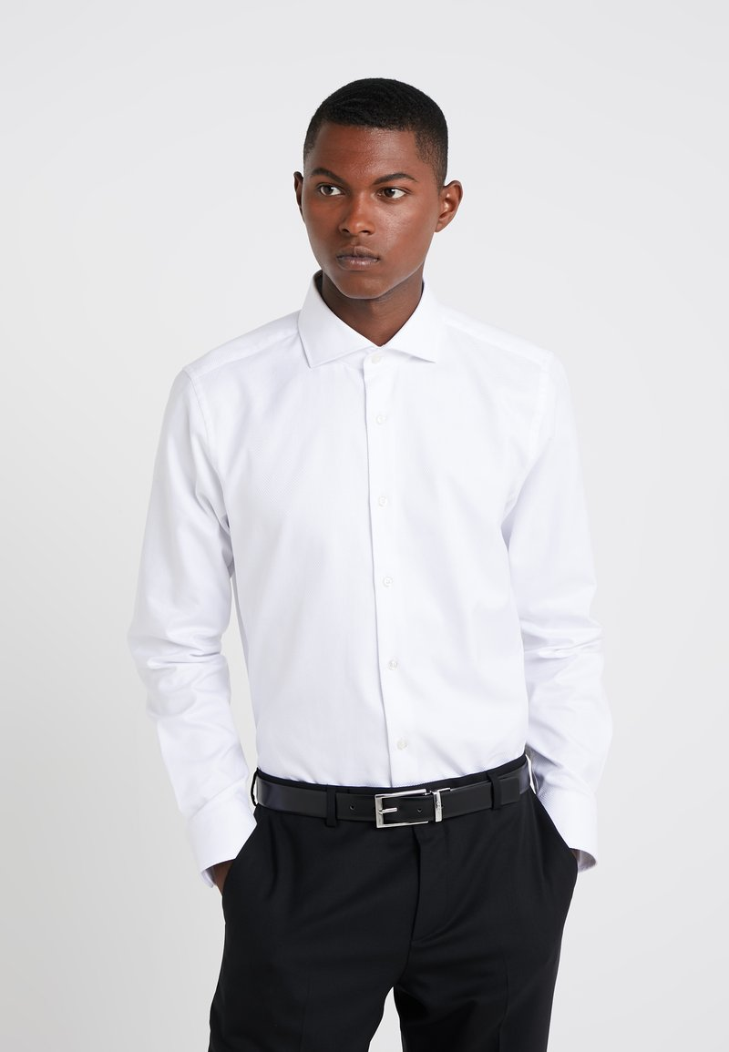 JOOP! - PANKO SLIM FIT - Koszula biznesowa - white