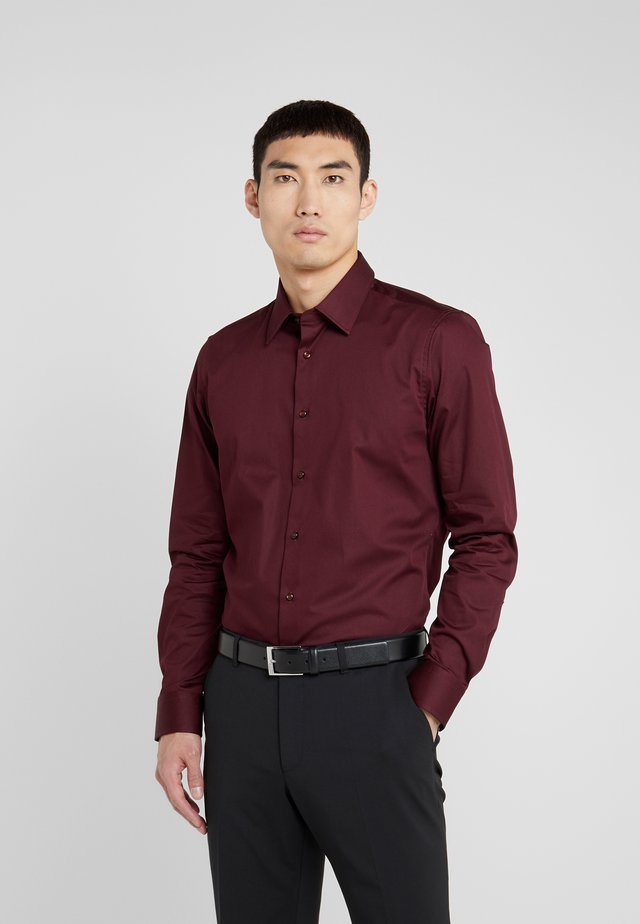 PIERCE - Business skjorter - bordeaux
