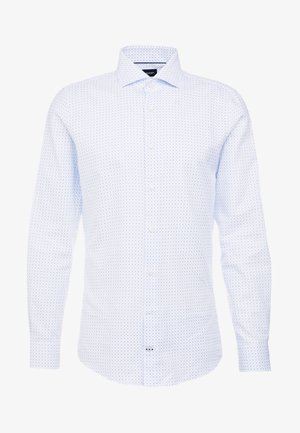PANKO SLIM FIT - Formal shirt - white/light blue