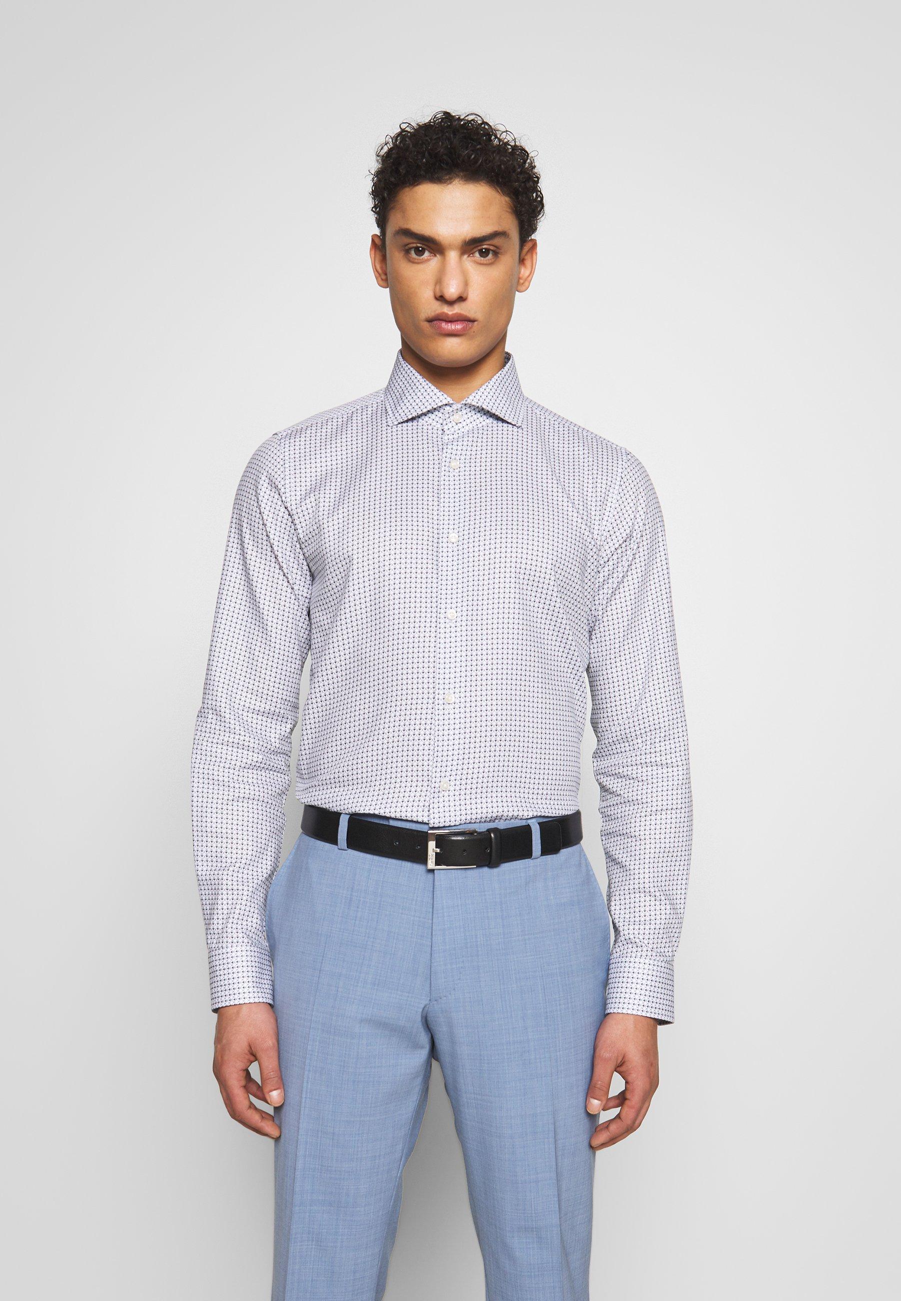 JOOP! PANKO SLIM FIT - Koszula biznesowa - blue