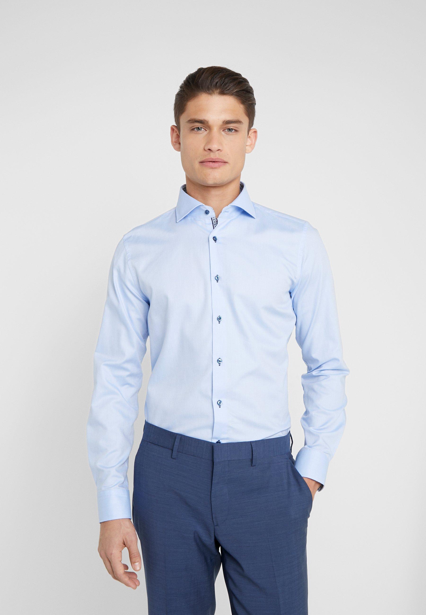 JOOP! PANKOK SLIM FIT - Koszula biznesowa - light blue