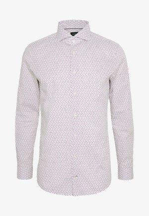 Camicia elegante - red white