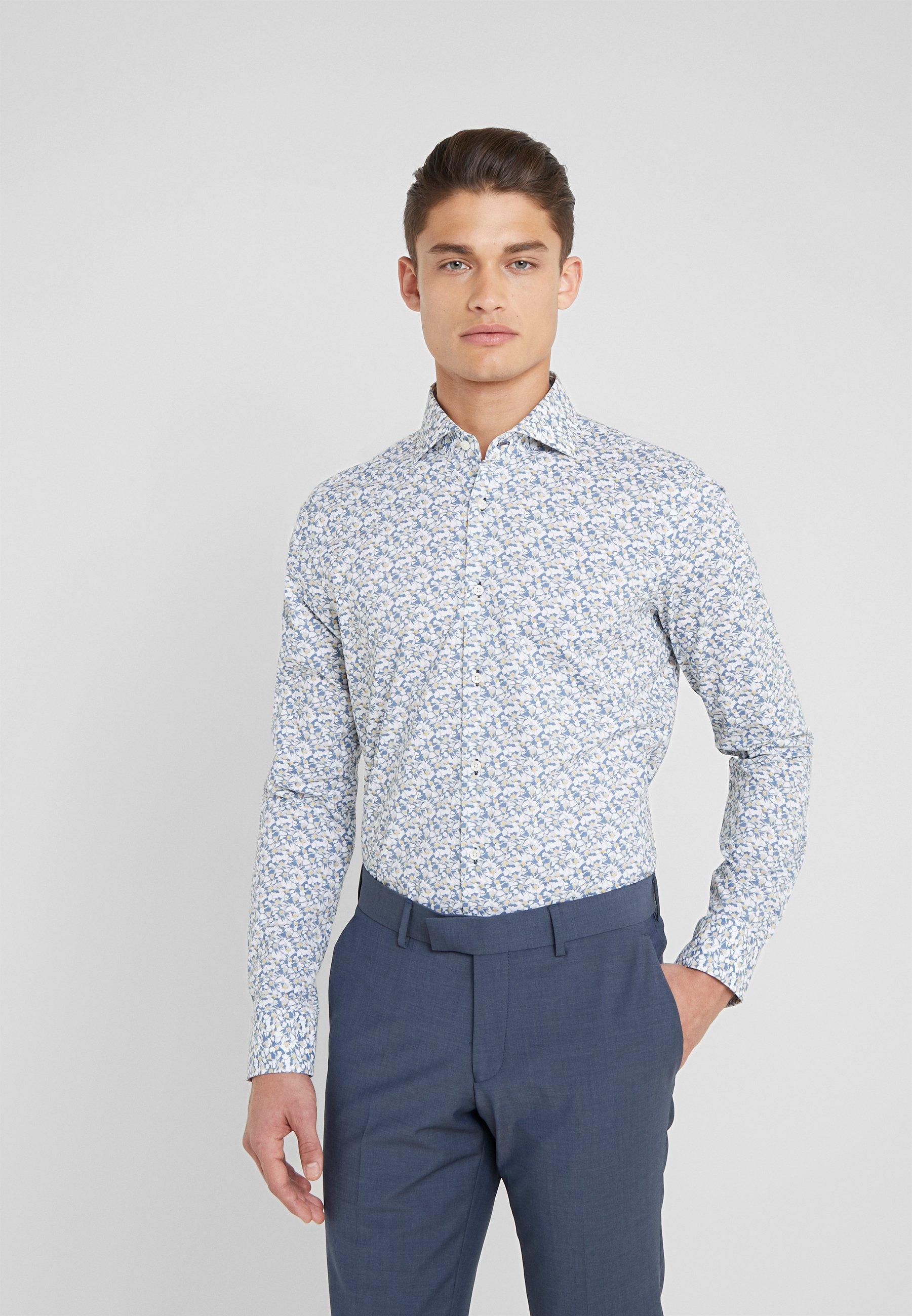 JOOP! PANKO - Koszula biznesowa - blue floral