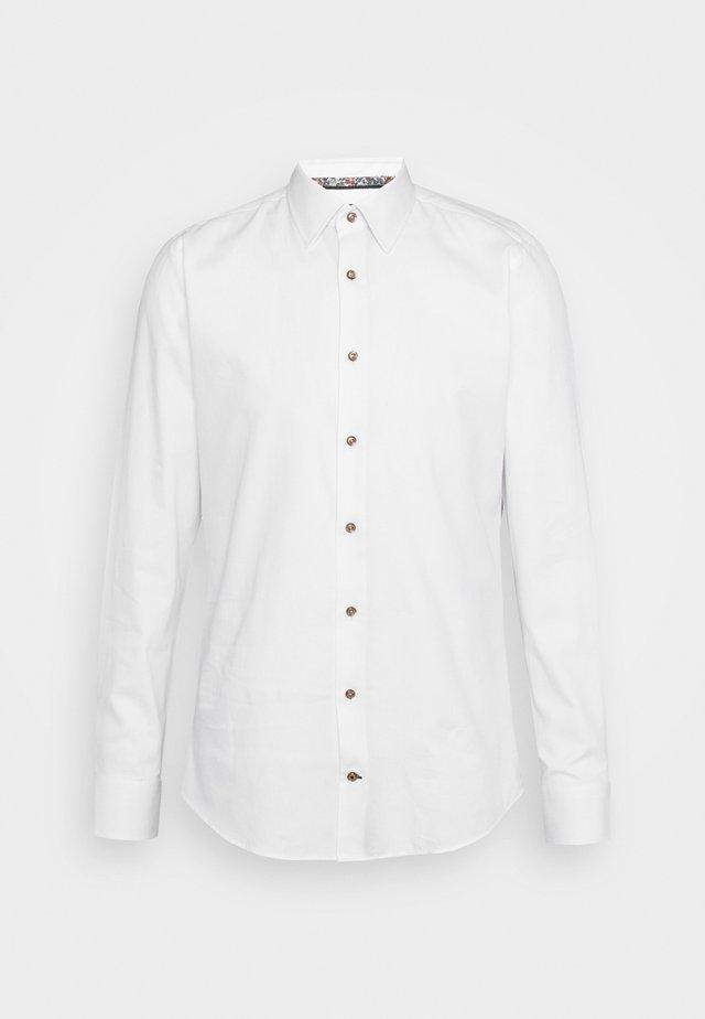 PIERRE - Koszula biznesowa - white