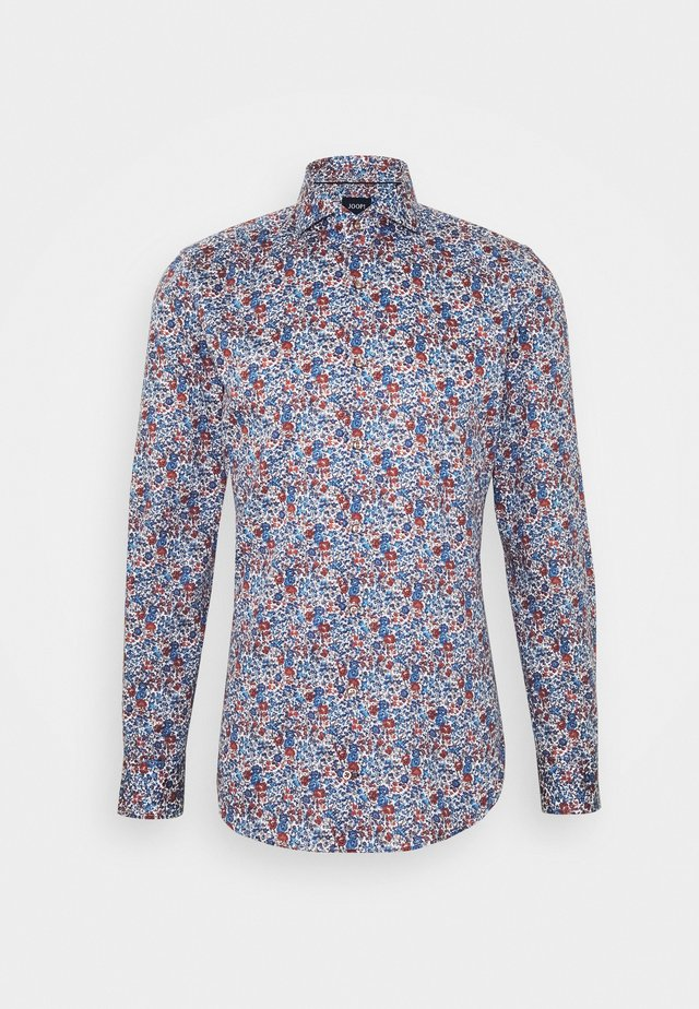PAJOS  - Skjorter - dark red/blue/white