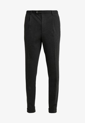 EVERT - Kalhoty - anthracite