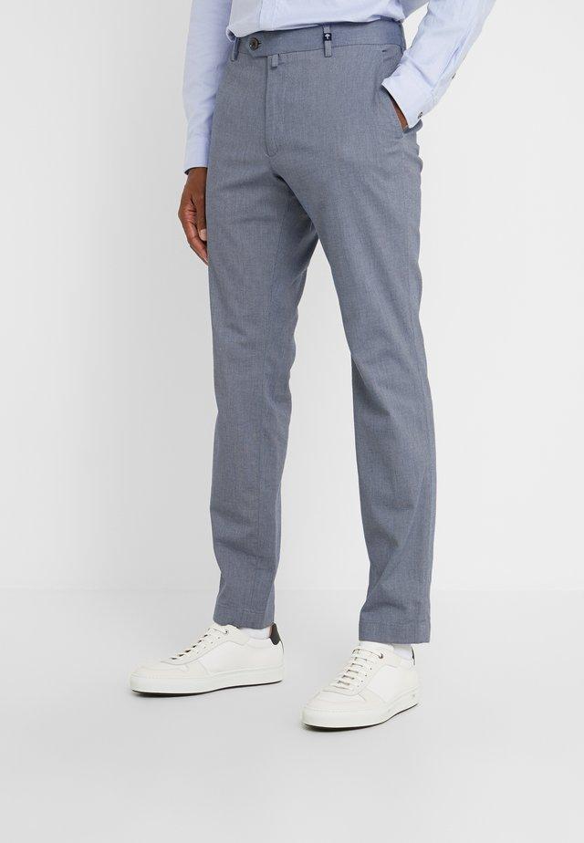Kalhoty - blau