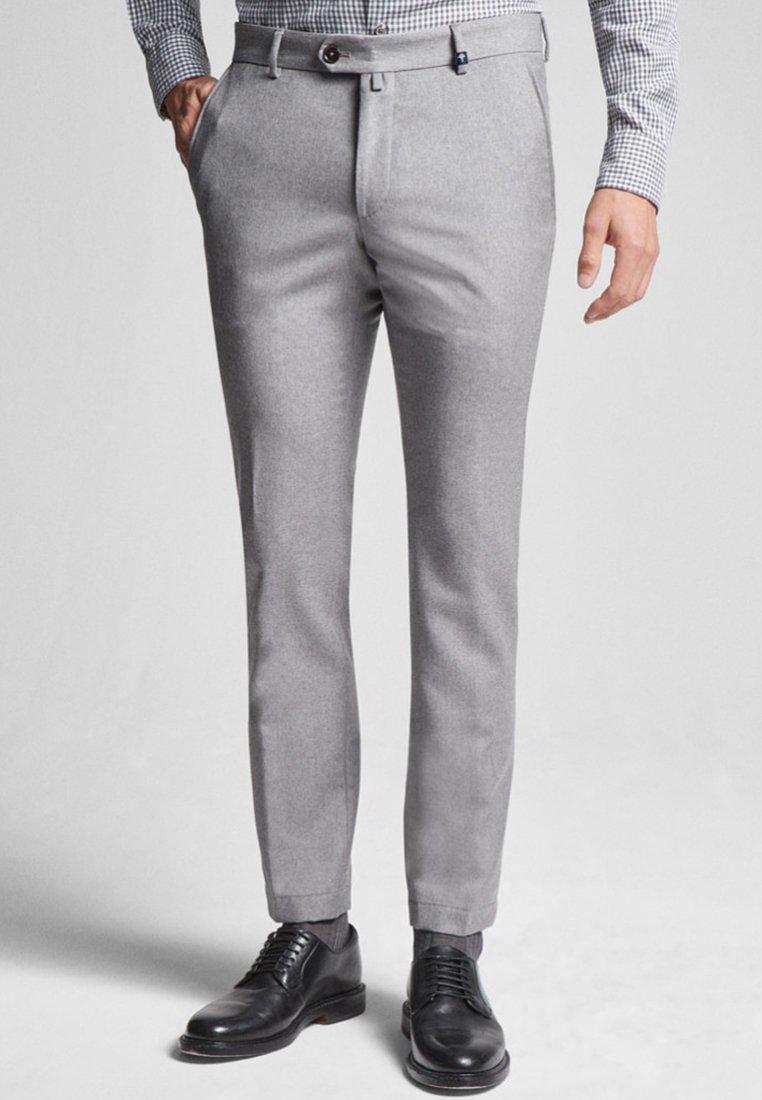 JOOP! - HANK - Suit trousers - light grey