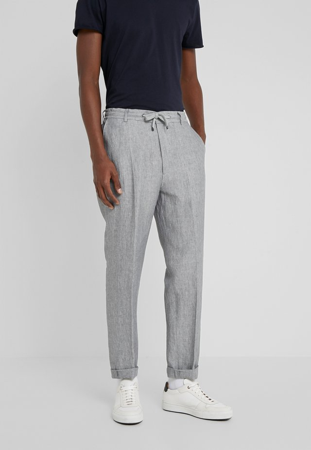 ENERGY - Trousers - grey