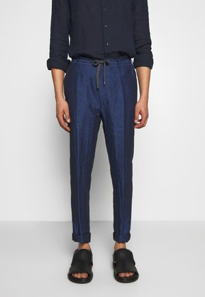 ENERGY - Trousers - navy