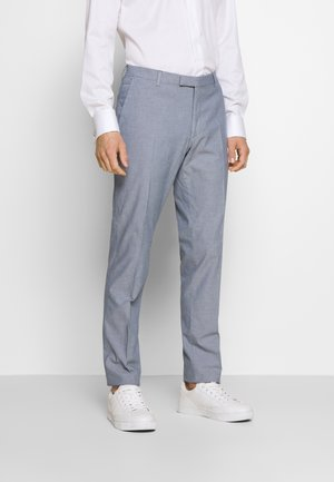 Anzughose - light grey