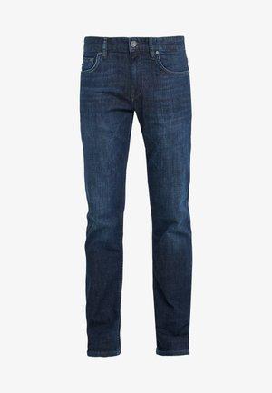 MITCH - Džíny Straight Fit - blue denim