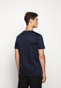JOOP! - PANOS - Print T-shirt - dark blue - 2