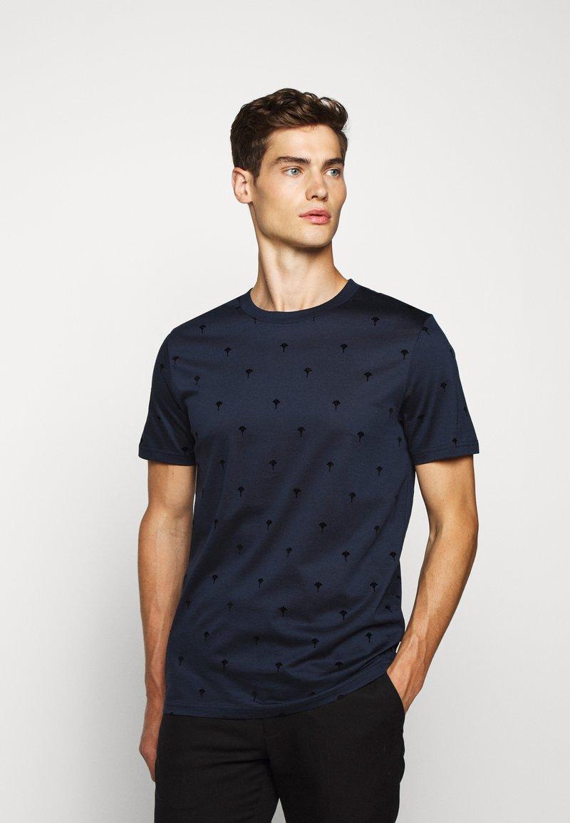 JOOP! - PANOS - Print T-shirt - dark blue